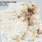 SanFranDrugsNarcotics2003-2015density