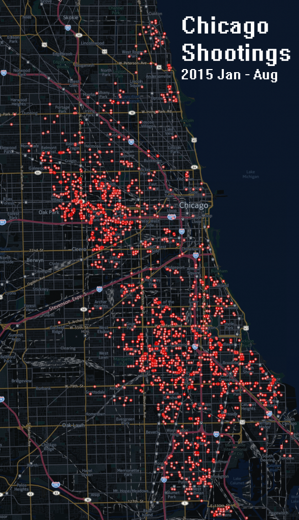 Chicago 2015 Gun Shootings_Jan-Aug
