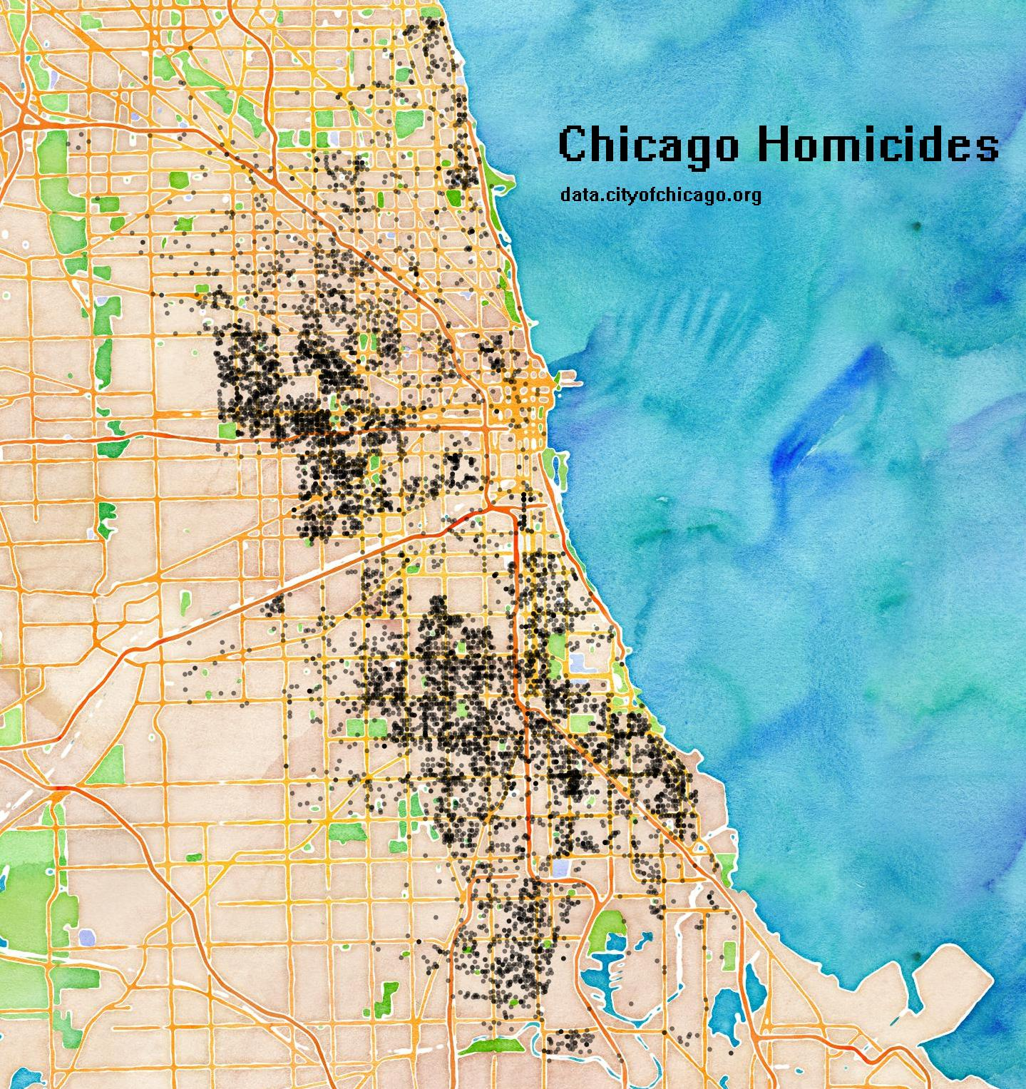 Chicago Data MantasCode